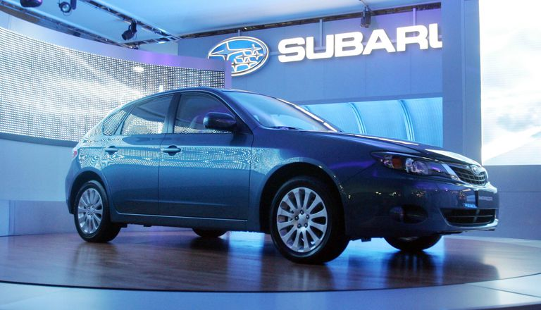 Auto Manufacturers Preview New Models At NY Auto Show
