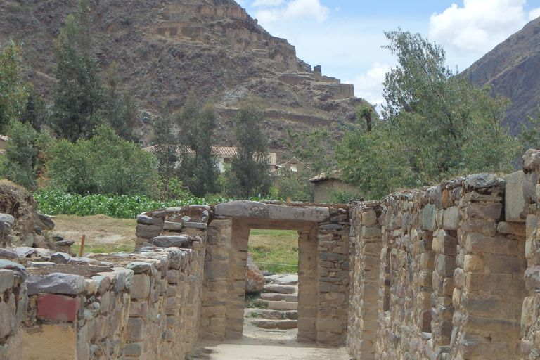 Double Jamb Doorway at Ollantaytambo