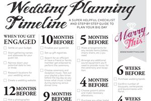 Stunning Wedding Checklist Printable Free Gallery - Styles & Ideas ...