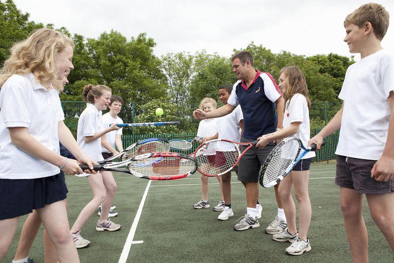 Tennis Drill