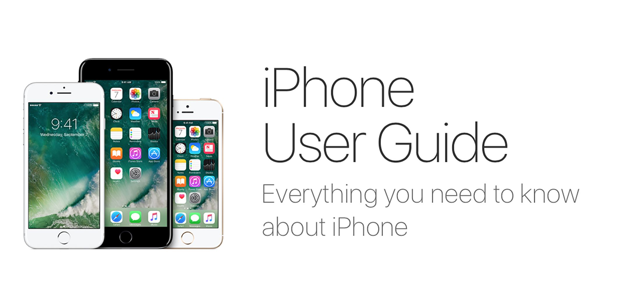 Download iPhone User Guides for Every Model - Lifewire