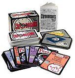 Chrononauts Card Game
