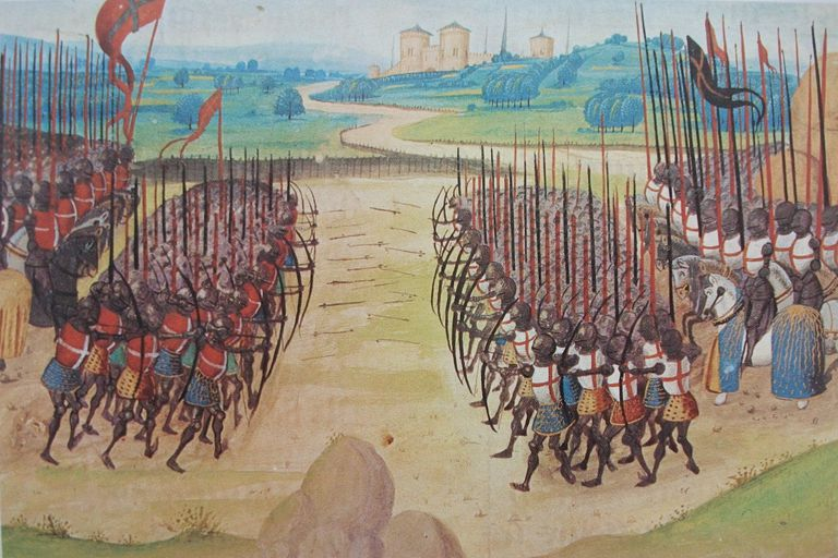 the hundred years war history and summary the hundred years war