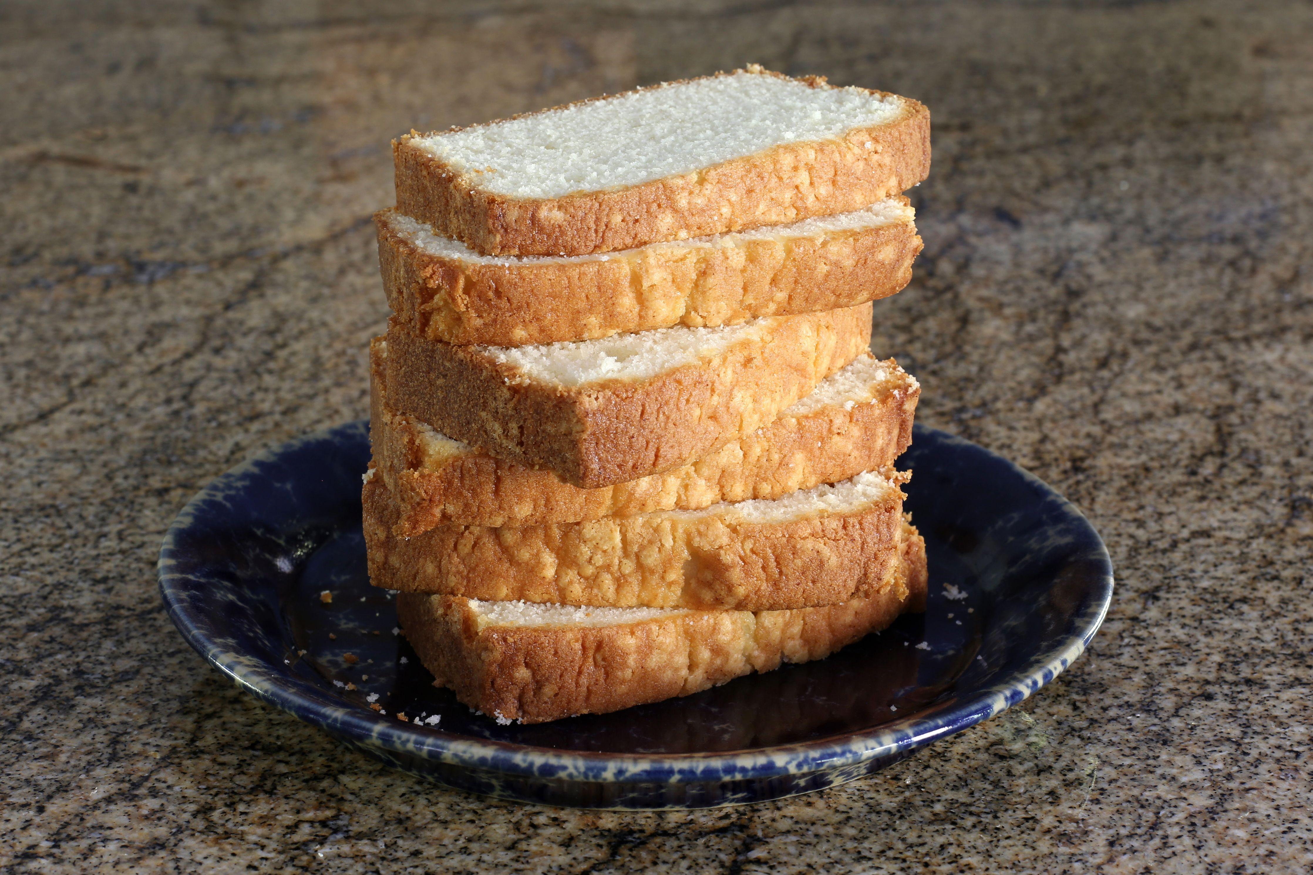 Vanilla Pound Cake Recipe Loaf Pan: Classic Two Egg Vanilla Pound Cake Recipe