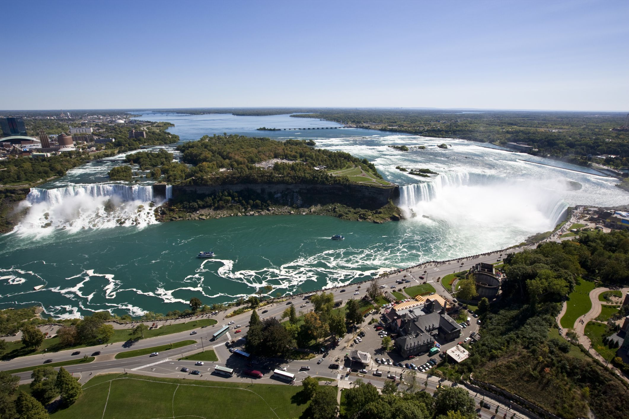 The Top Niagara Falls Attractions