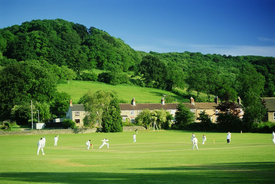English Cricket and The Perfect Cricket Tea