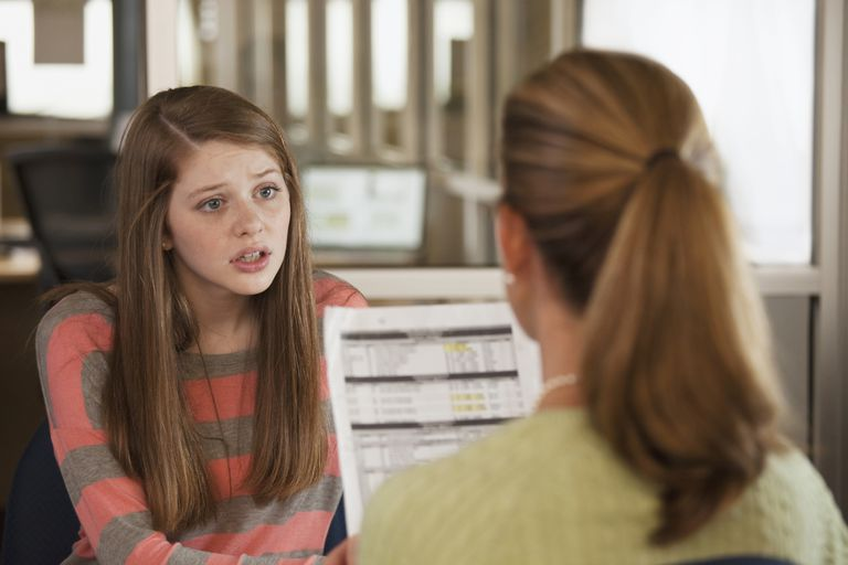 Girl experiencing the self-serving bias