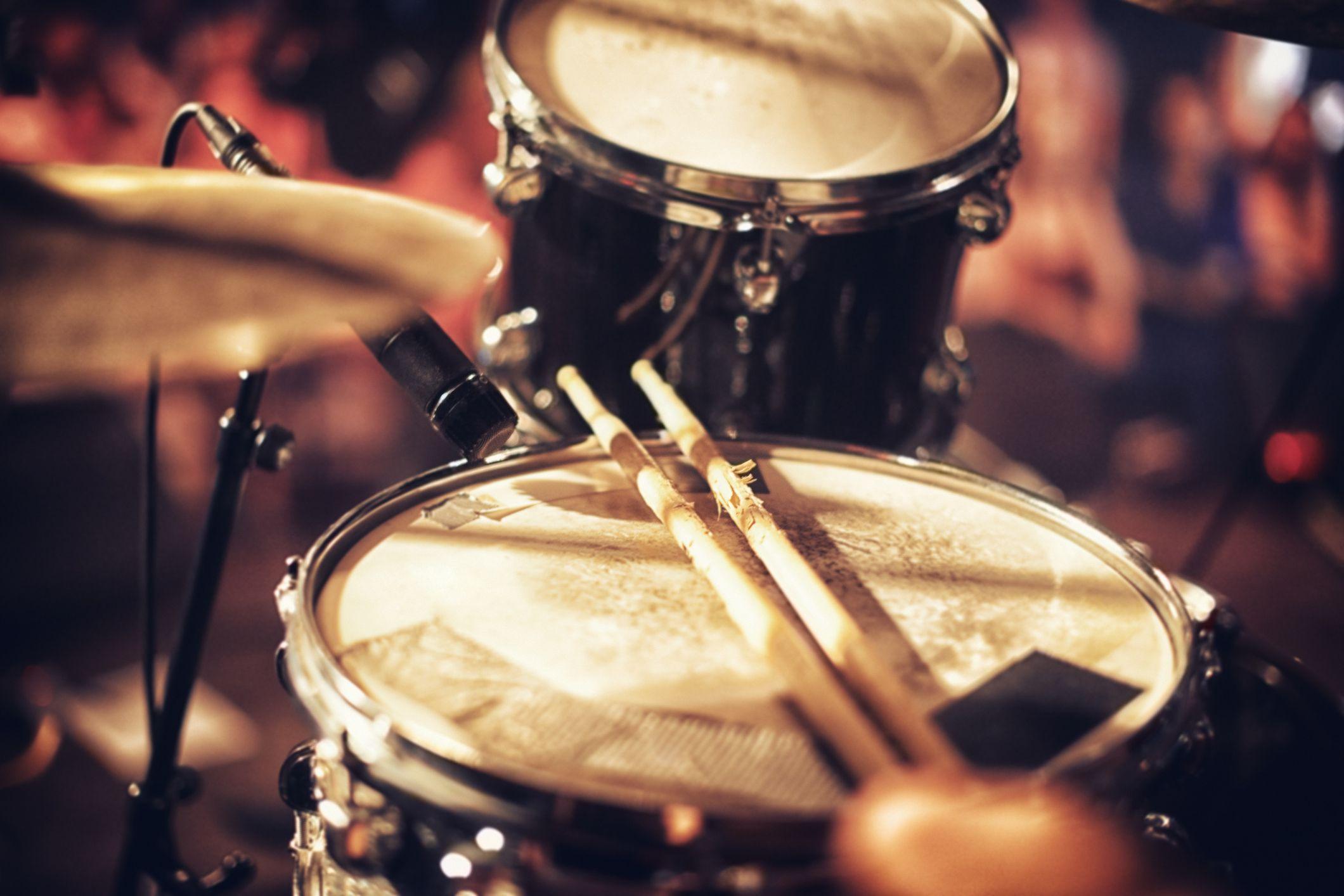 SM 57 Su snare drum