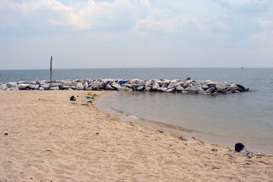 Lakes beaches and swimming holes near washington dc for Point lookout fishing