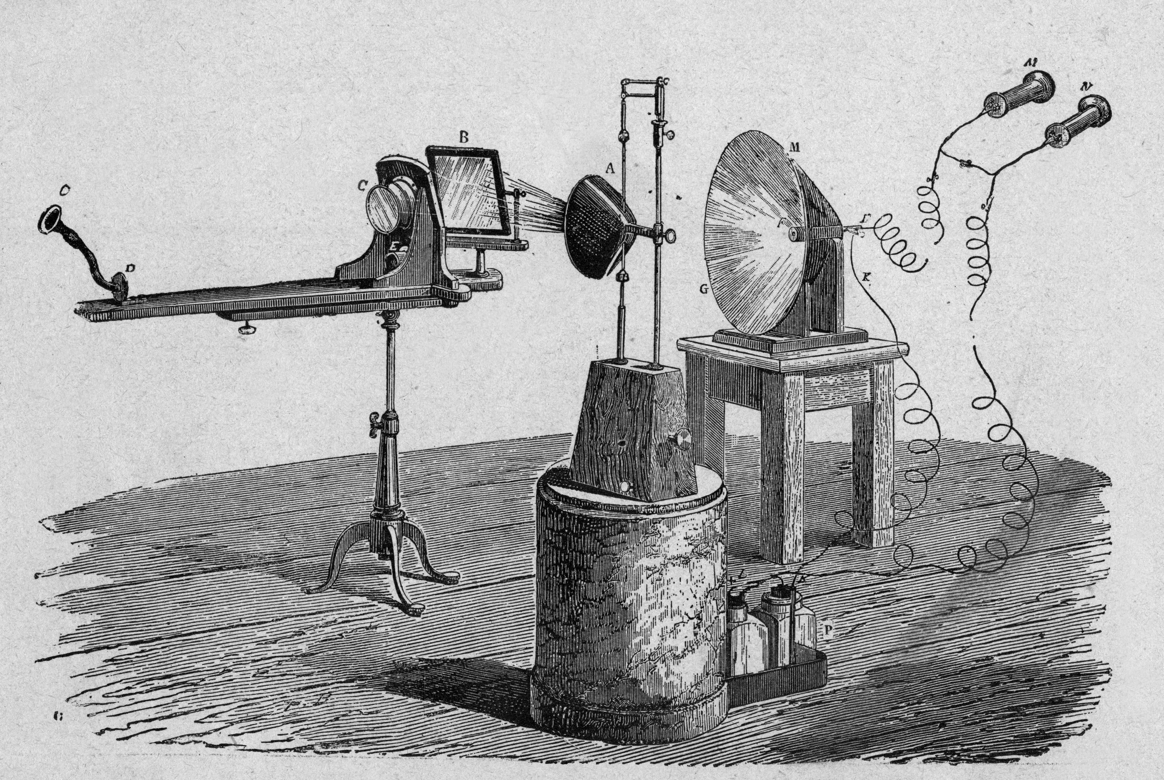 Alexander Graham Bell Erfindungen