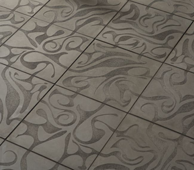 Concrete Floor Tile For Bathroom