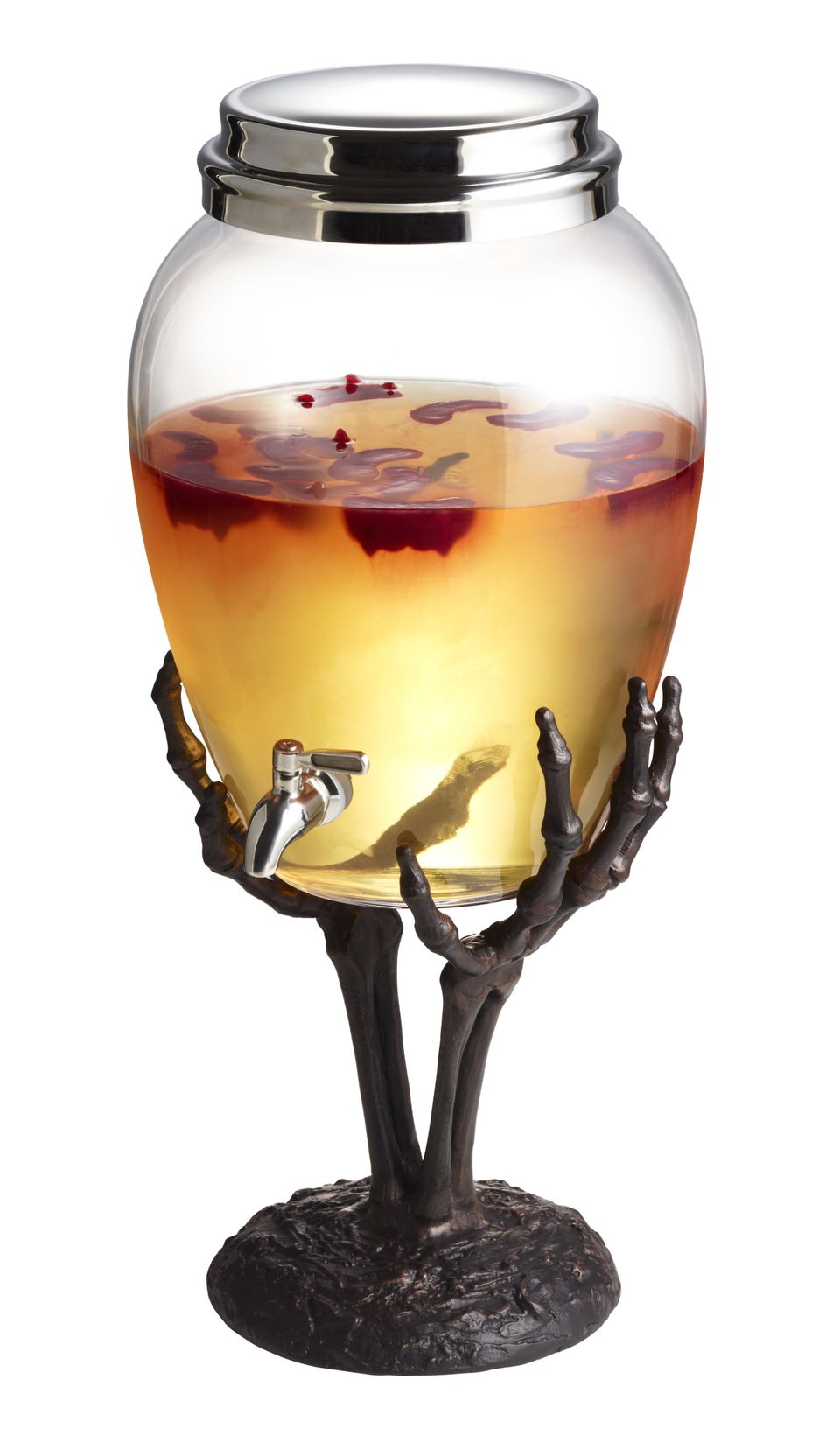how to make halloween punch
