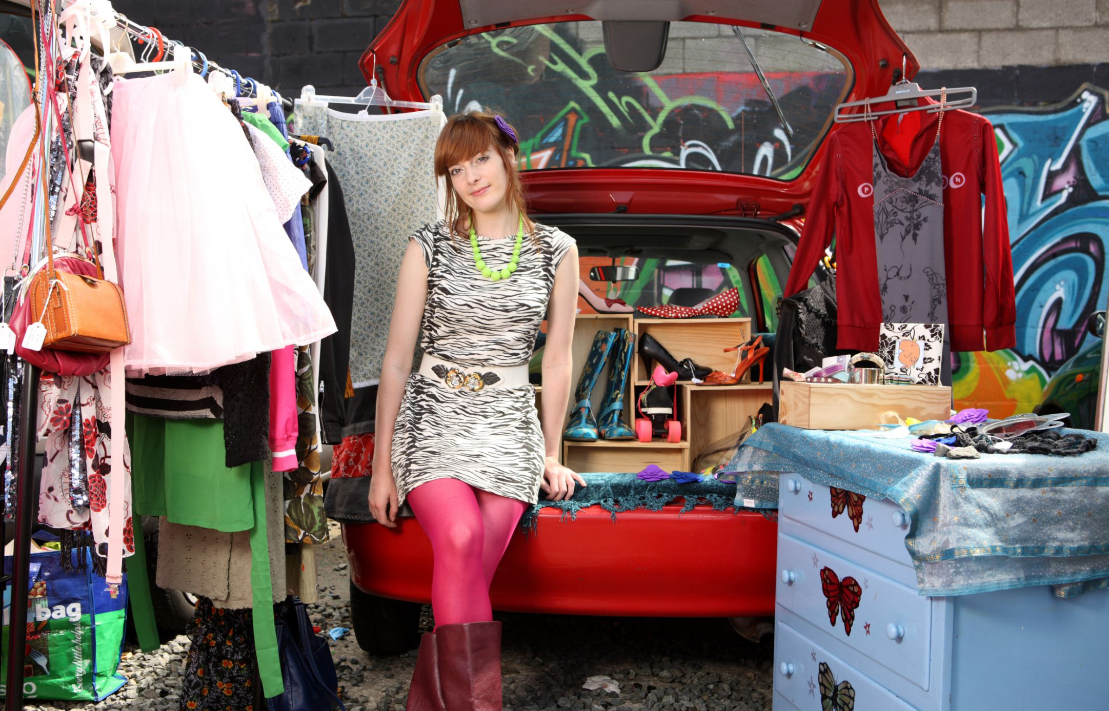What To Sell At Flea Markets