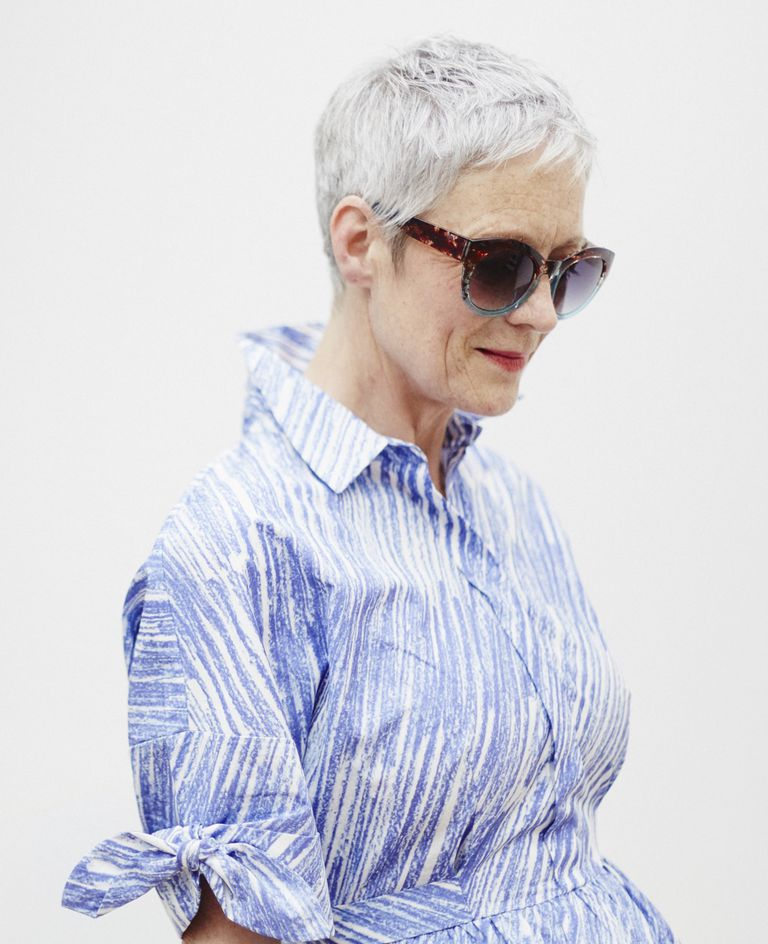 Here S A Plethora Of Haircuts That Look Great On Older Women