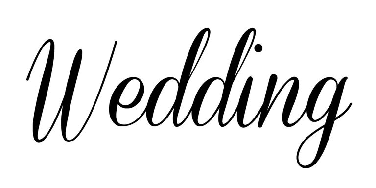 wedding in the free wedding font coneria script - Wedding Invitation Fonts