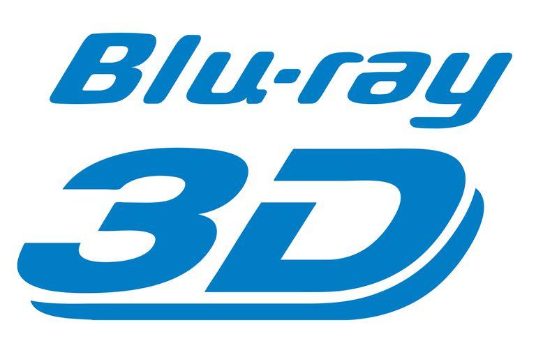 Official Blu-ray 3D Logo