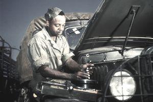 army mechanic