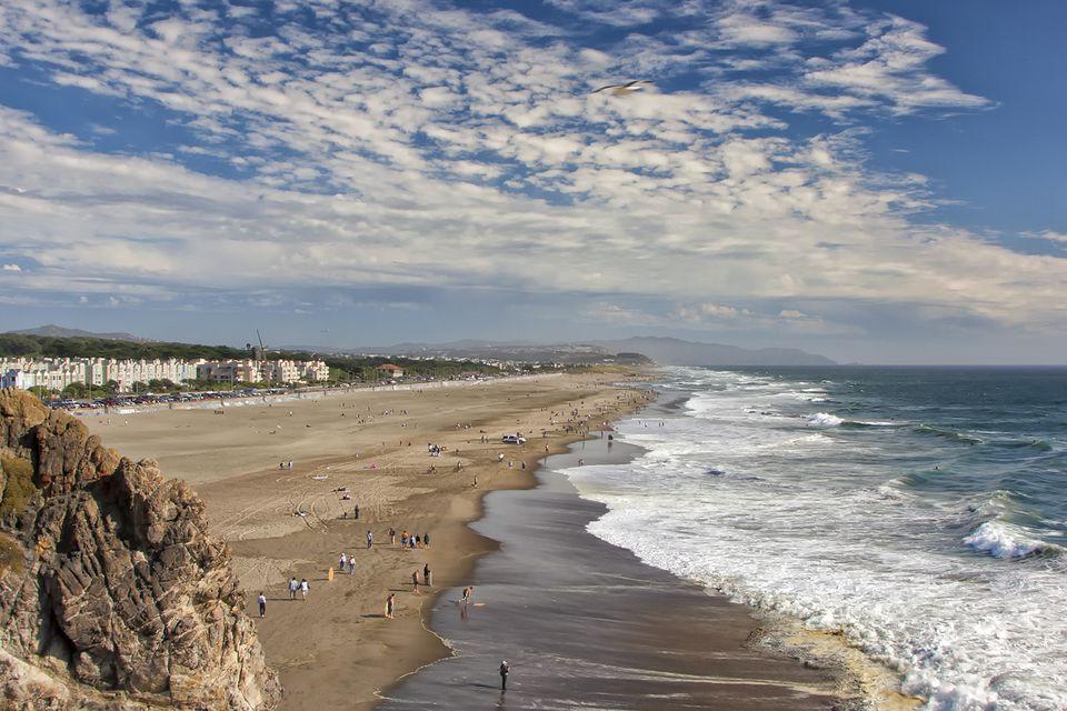 Ocean Beach View, San Francisco
