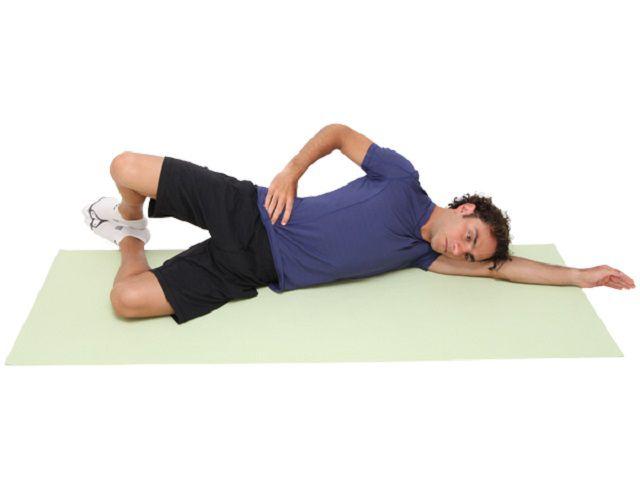 High Clam - Pilates Exercise Instruction