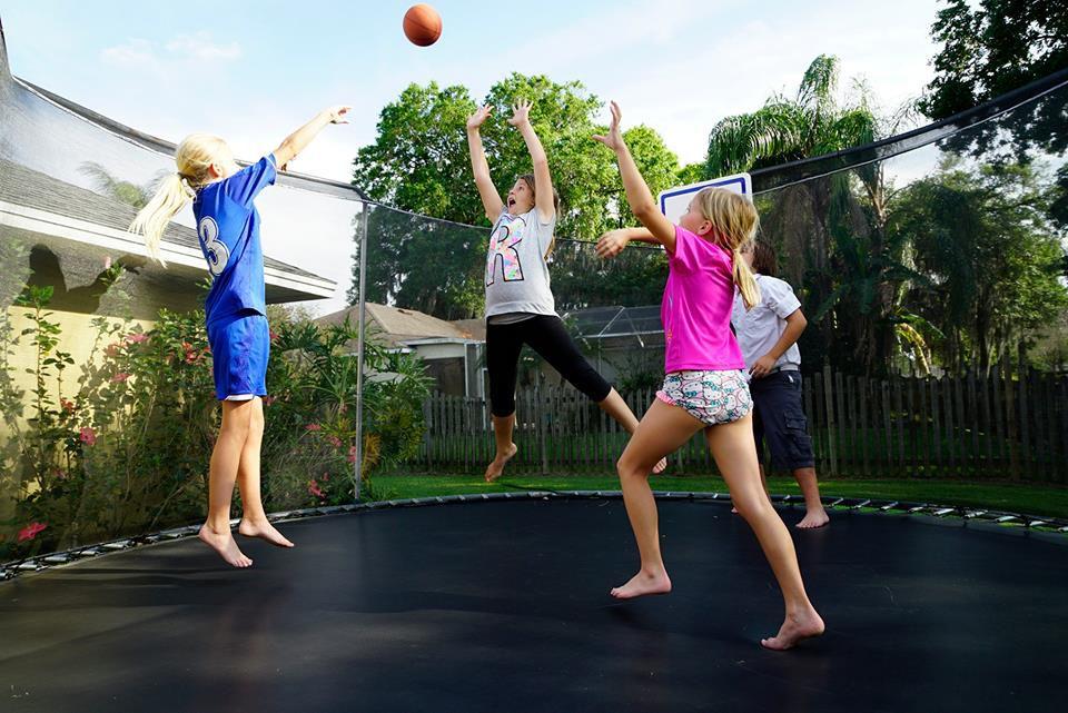Versahoop Basketball Hoop for Kids
