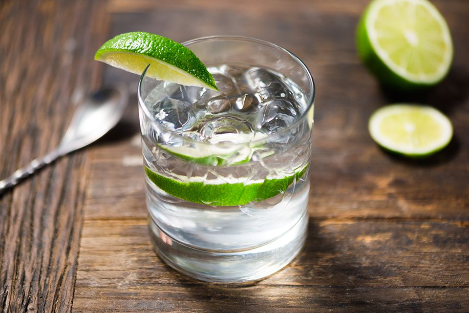 Gin And Tonic Recipe A Simple Refreshing Drink
