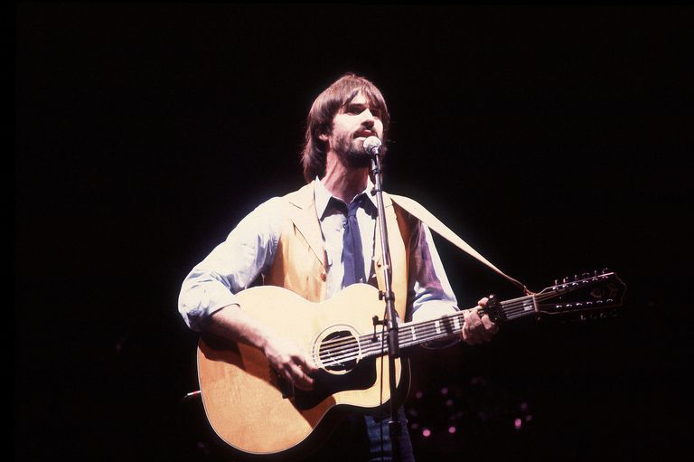 American singer-songwriter Dan Fogelberg performs live in Chicago in 1981. The artist found an '80s music niche as a soft rock crooner, but his music always retained a generous level of eclecticism.