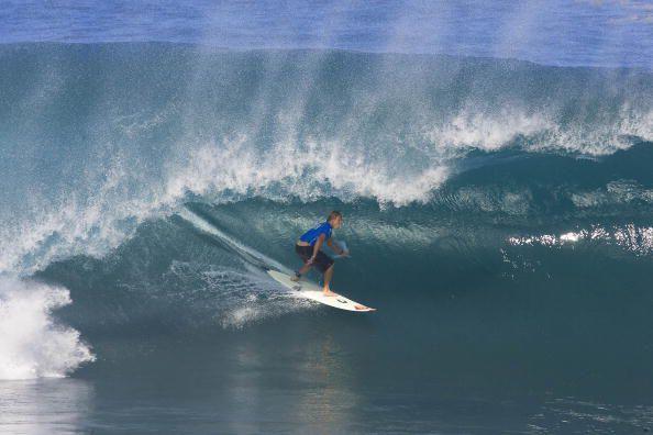 Pipeline Hawaii Mark Healy