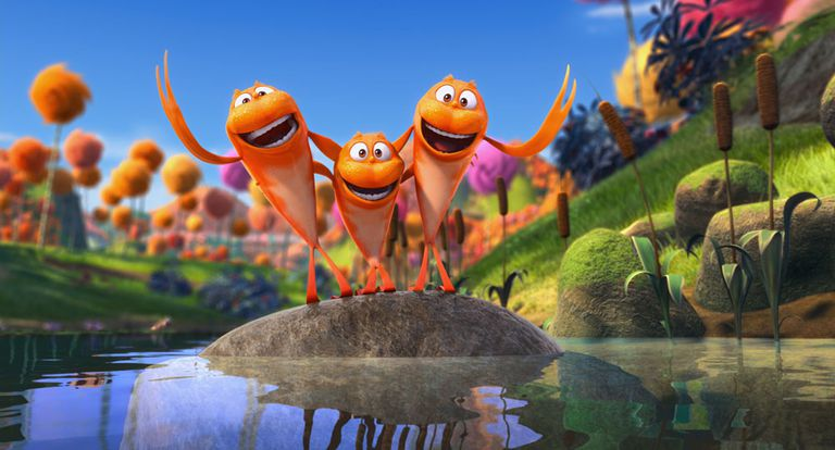 Dr Seuss The Lorax Adapted Into a Movie