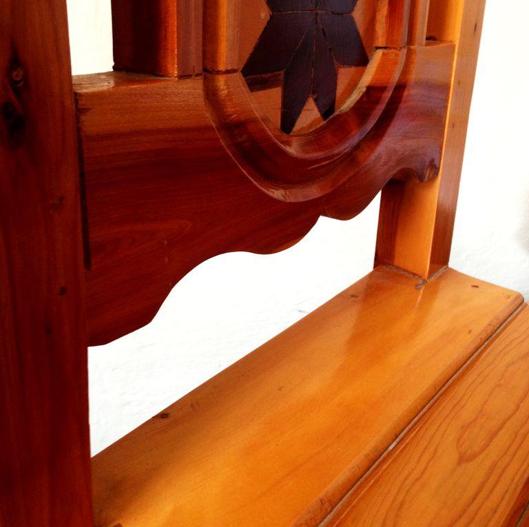 Tipos de madera para muebles y construcci n for Construccion de muebles de madera