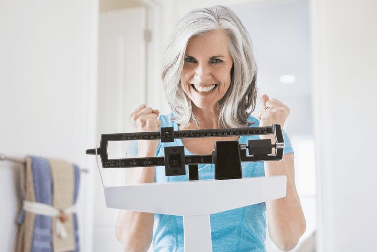 Weight loss nursing mom