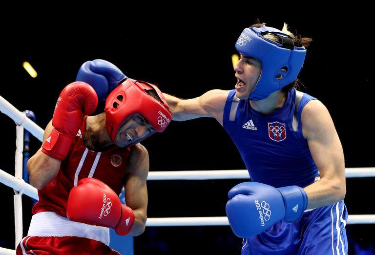 Olympics Day 11 boxing 2012 London