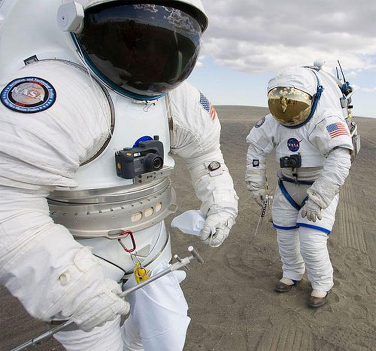 astronaut spacesuits