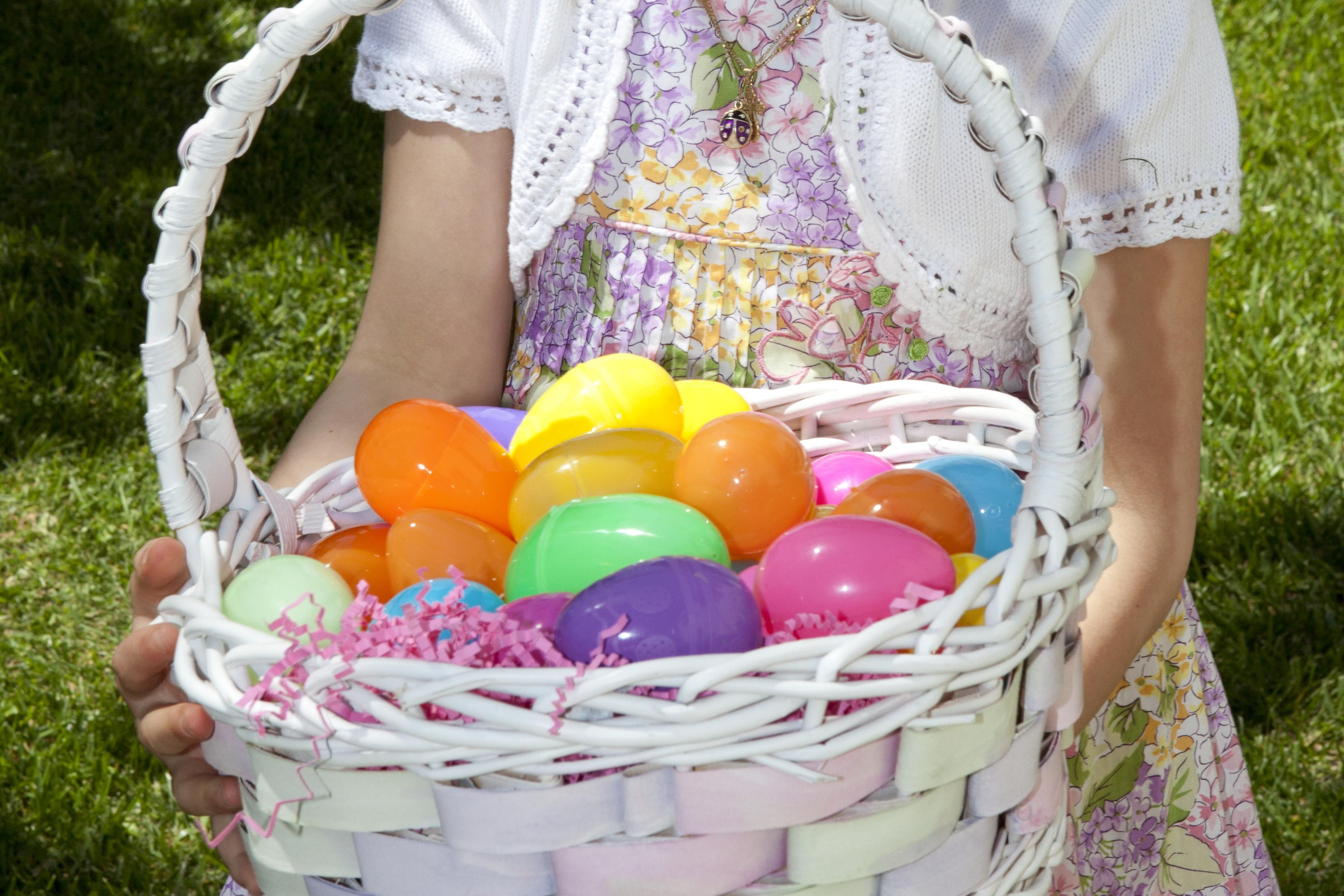 Creative ideas for filling easter baskets what are some non candy easter basket treats negle Choice Image