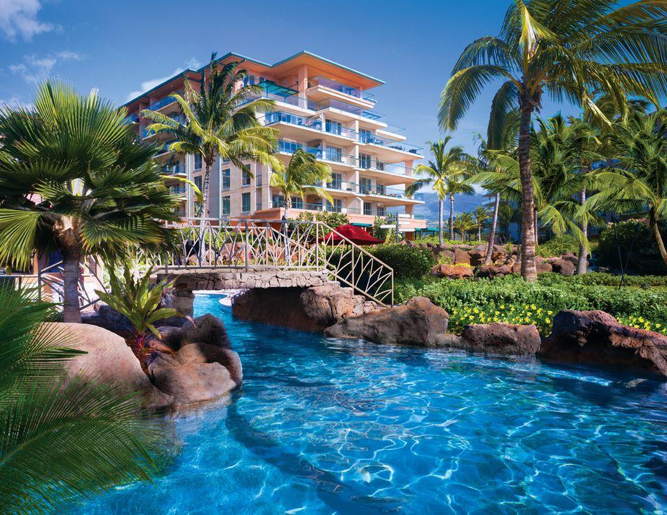 Honua Kai condo resort