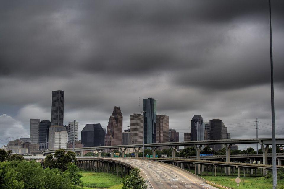 Rainy Days in Houston