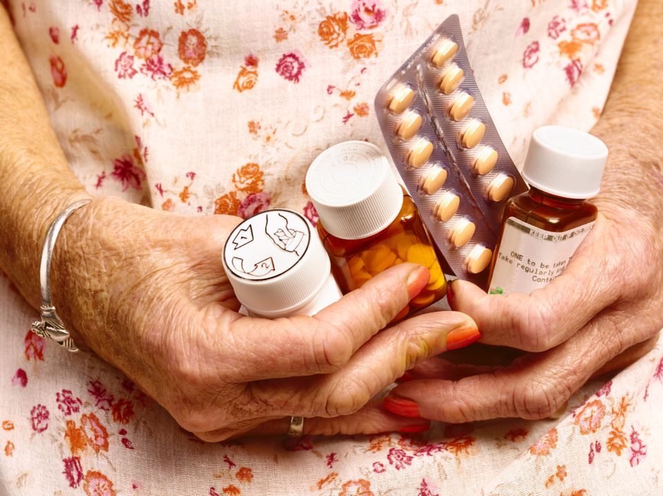 Grandparents must safeguard their medication to prevent substance abuse in the family.