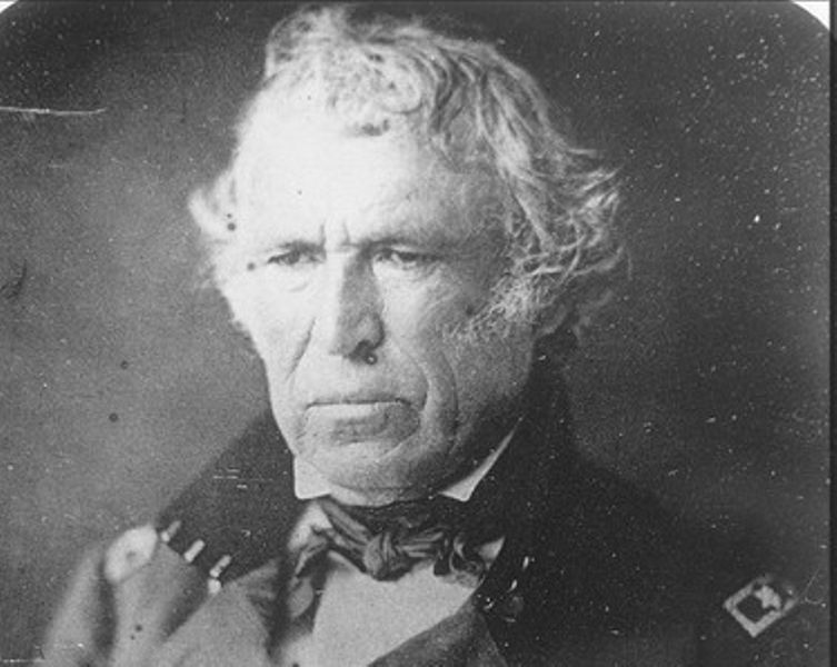 zachary taylor The rough-hewn general who rose to the nation's highest office, and whose presidency witnessed the first political skirmishes that would lead to the civil war zachary taylor was a soldier's soldier, a man who lived up to his nickname, old rough and ready having risen through the ranks of the us.