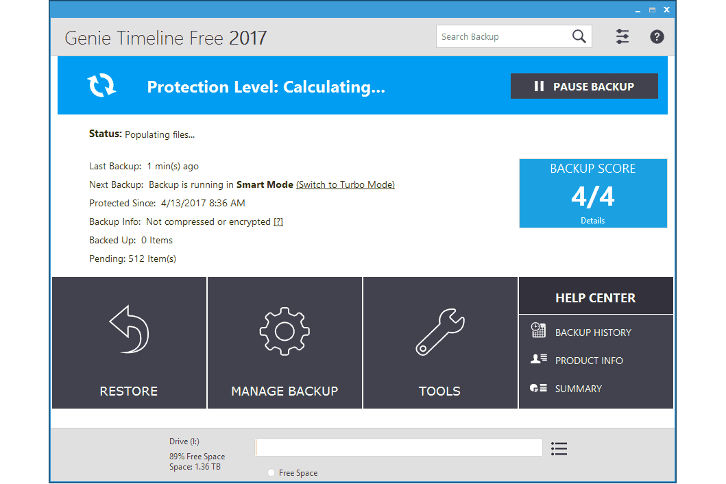 timeline program freeware