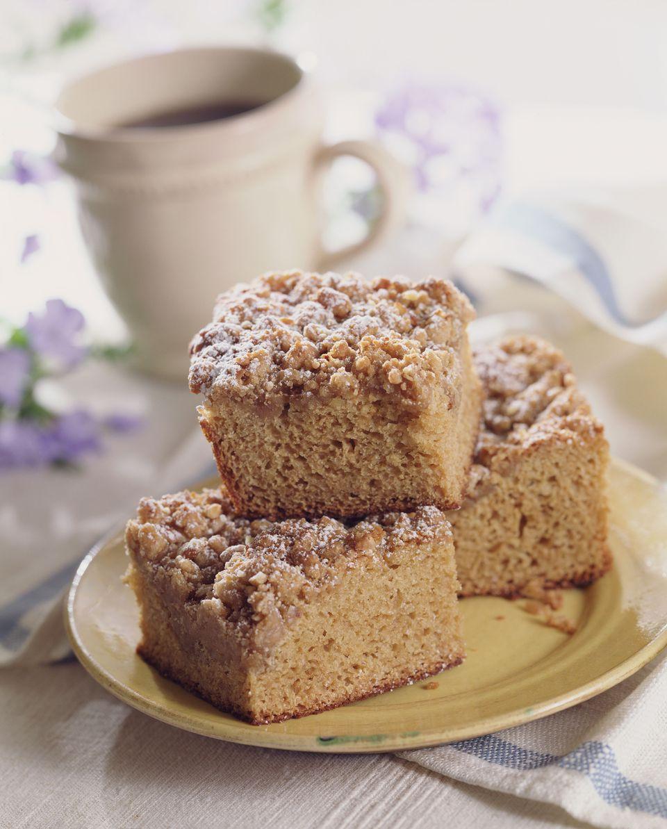 Easy Hungarian Coffee Cake Recipe