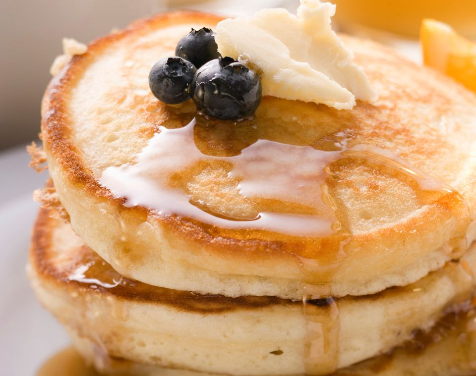 The science behind making fluffy pancakes