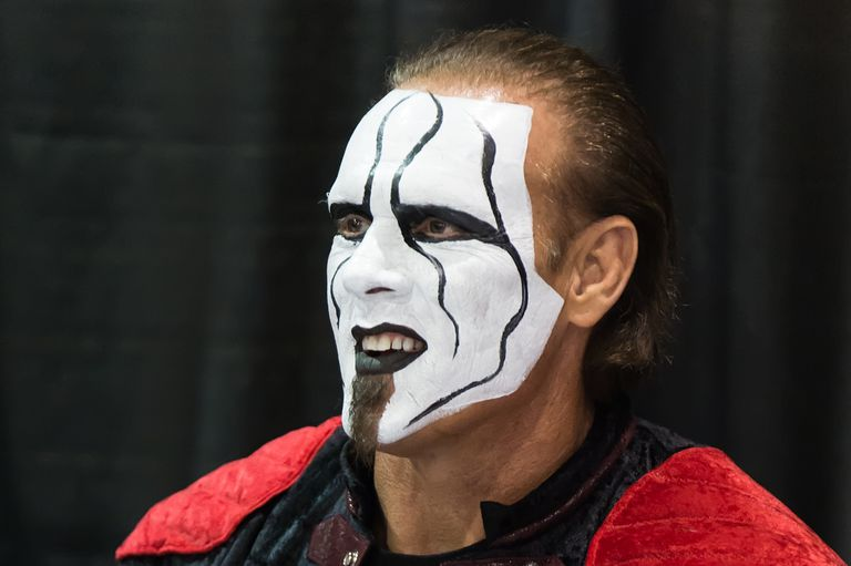 WWE Sting 2015