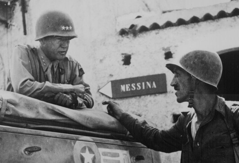 Patton in Sicily