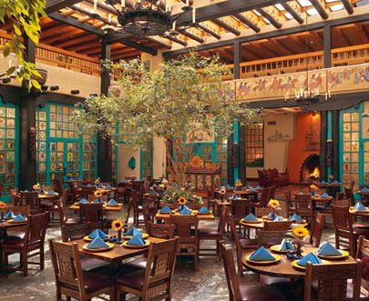 Sante Fe Cafe Menu