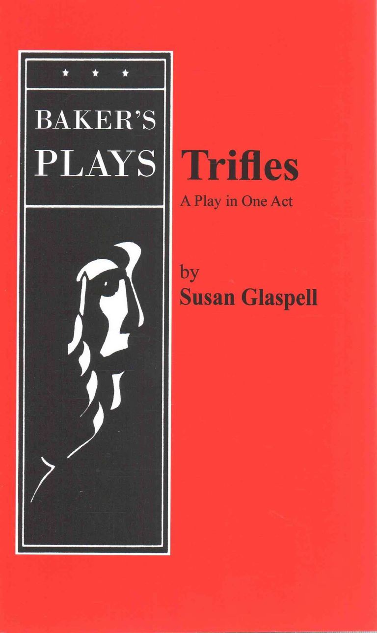 trifles a one act play by susan glaspell image via google books
