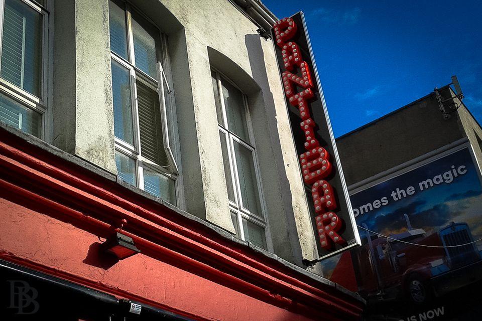 Dublin's Panti Bar in Capel Street - a LGBT hotspot