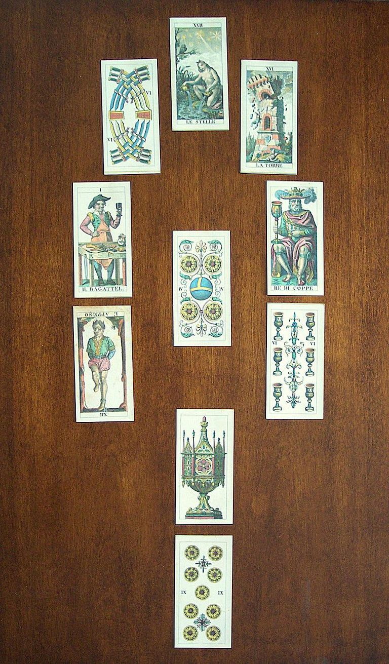 Layouts For Your Tarot Card Readings