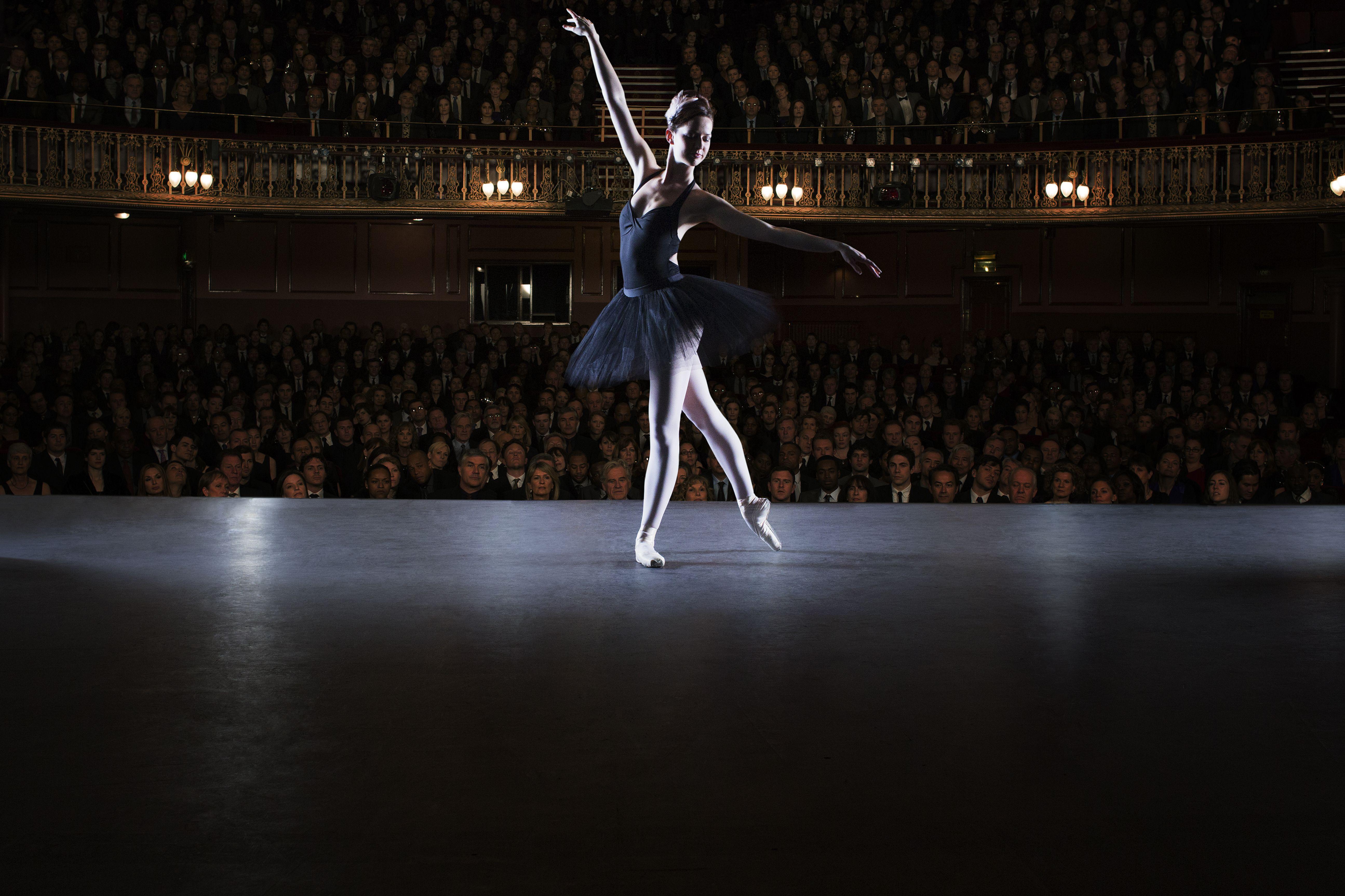 understanding ballet terms retire