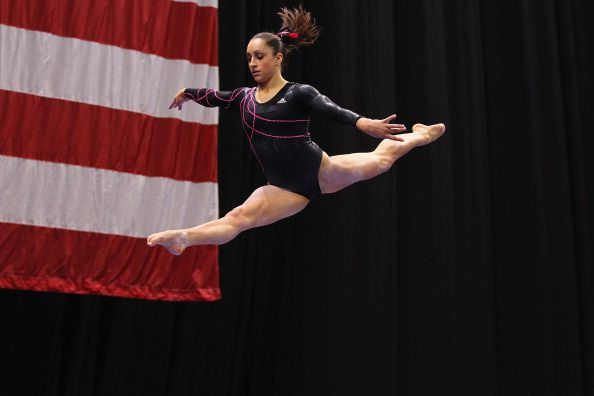 Jordyn Wieber 2012 nationals