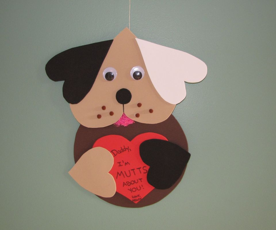 Crafts For Dog Lovers: 12 Kids Crafts For Dog Lovers