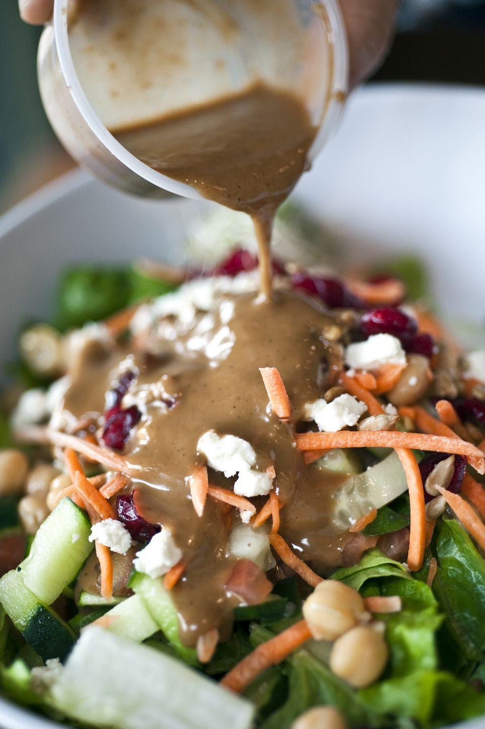 Balsamic Vinaigrette Salad Dressing